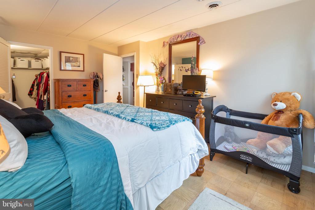 Master Bedroom - 2636 FORT FARNSWORTH RD #125, ALEXANDRIA