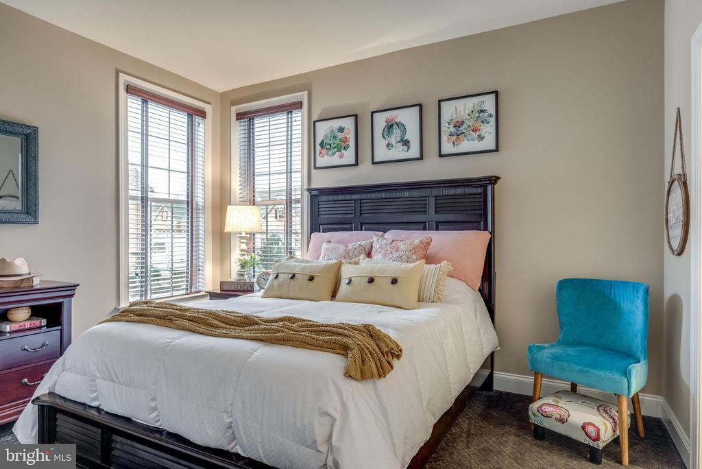 Second bedroom on main level. - 44629 GRANITE RUN TER, ASHBURN