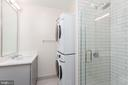 Unit B: Bathroom - 3012 Q ST NW, WASHINGTON