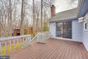 Large Outside Entertaining Area - 217 MEADOWVIEW LN, LOCUST GROVE