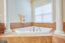 Fabulous soaking tub - 6 SCARLET FLAX CT, STAFFORD