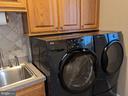 Laundry room - 6624 RISING WAVES WAY, COLUMBIA