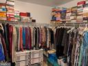 Master bedroom walk-in closet - 6624 RISING WAVES WAY, COLUMBIA