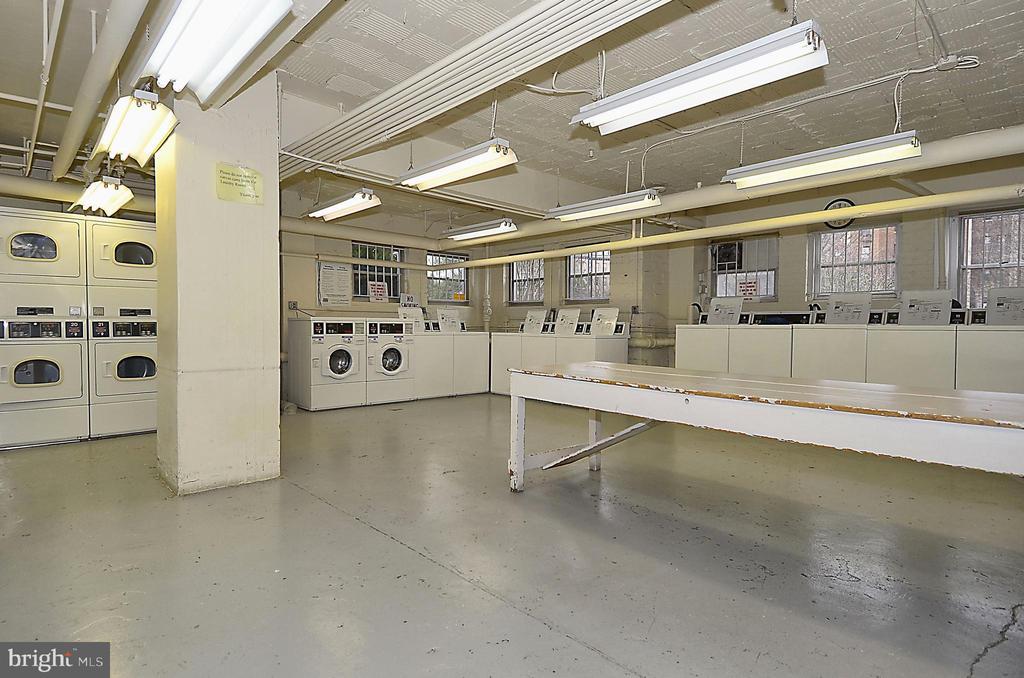 Laundry - 3601 CONNECTICUT AVE NW #700B, WASHINGTON