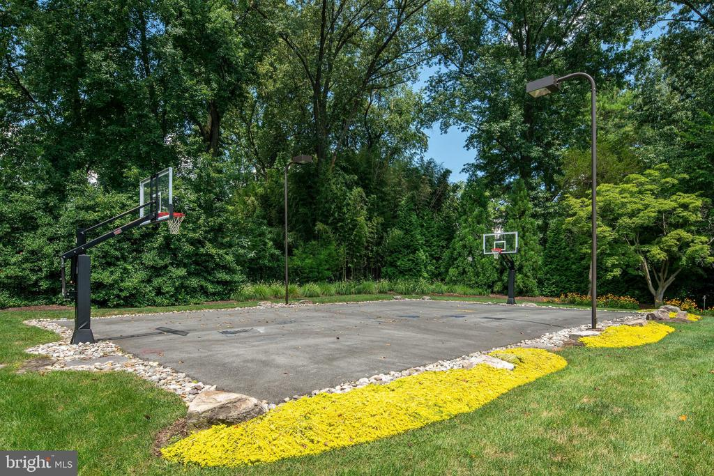 Sport Court - 9005 CONGRESSIONAL CT, POTOMAC