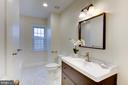 2nd full bath upstairs - 2626 4TH ST NE, WASHINGTON