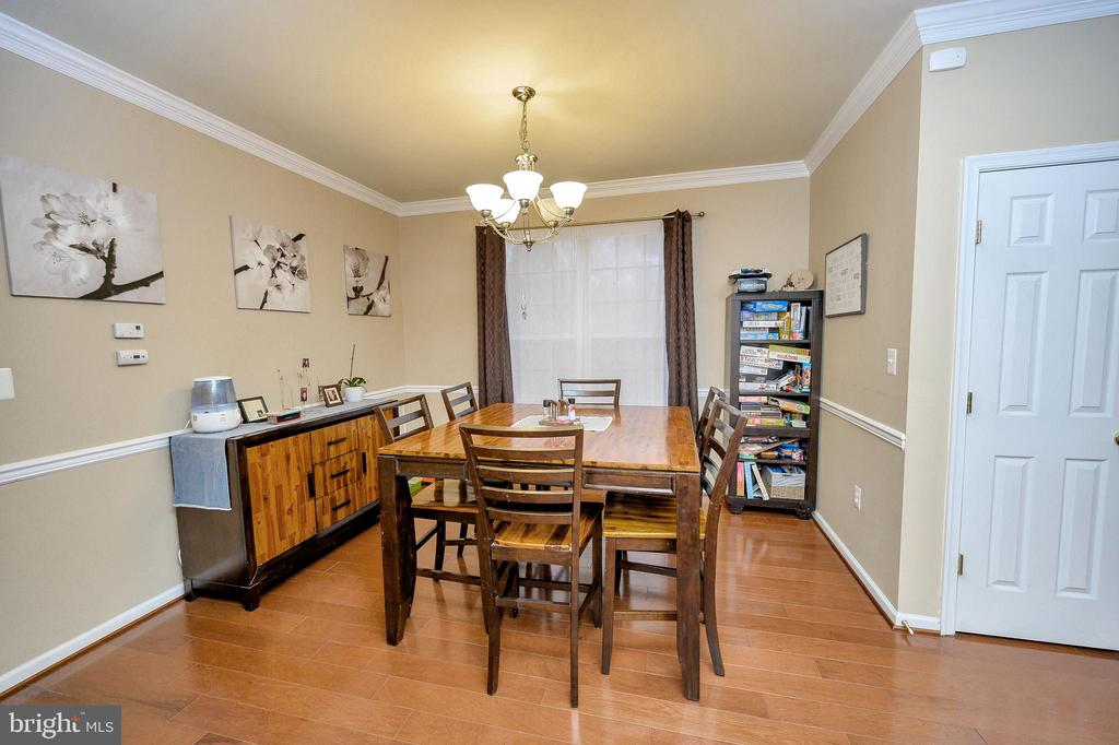 Separate Dining Room - 100 HOLMES ST, STAFFORD