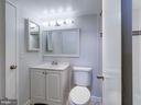 Remodeled Bath - 4242 EAST WEST HWY #901, CHEVY CHASE