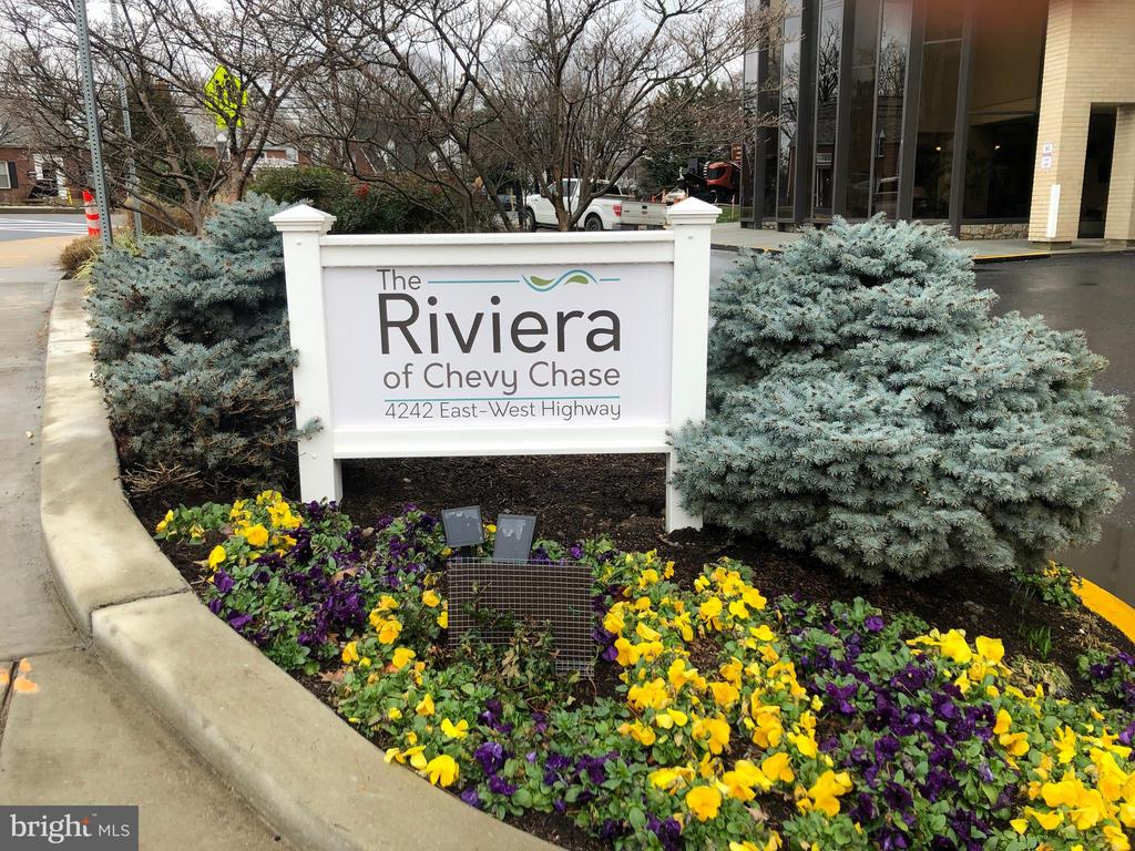 The Riviera of Chevy Chase Exterior - 4242 EAST WEST HWY #901, CHEVY CHASE
