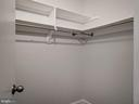 Huge closet / storage room - 4242 EAST WEST HWY #901, CHEVY CHASE