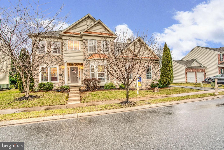 Single Family Homes для того Продажа на Perry Hall, Мэриленд 21128 Соединенные Штаты