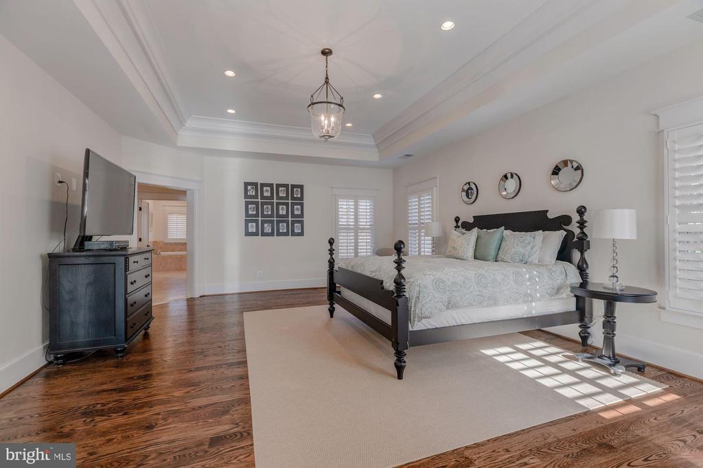 Master Bedroom - 1233 INGLESIDE AVE, MCLEAN