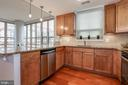 Granite countertops - 888 N QUINCY ST #1701, ARLINGTON