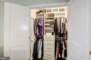 Custom Closet in Master! - 6320 24TH ST N, ARLINGTON