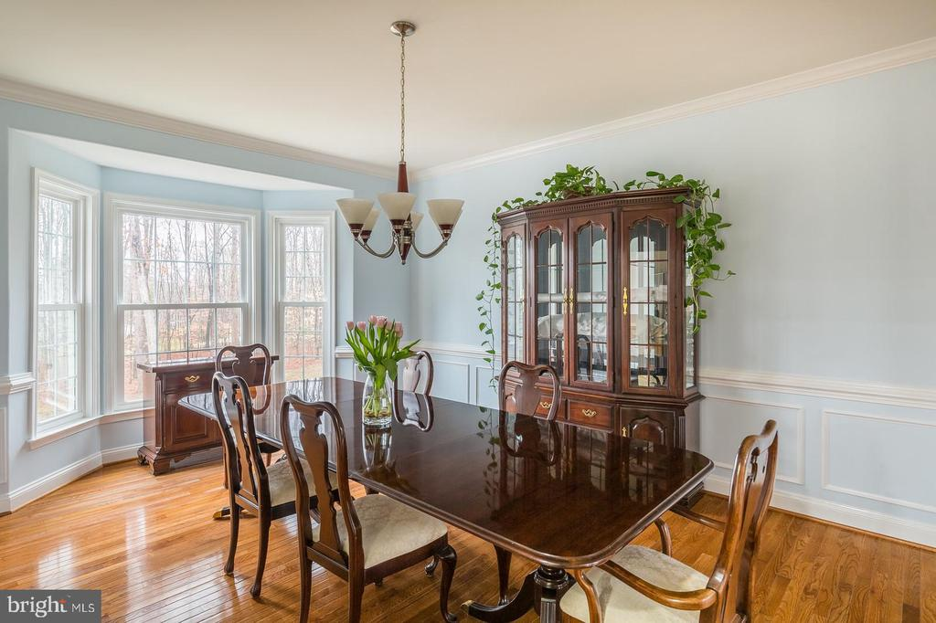 FORMAL DINING ROOM - 91 MADELINE LN, STAFFORD