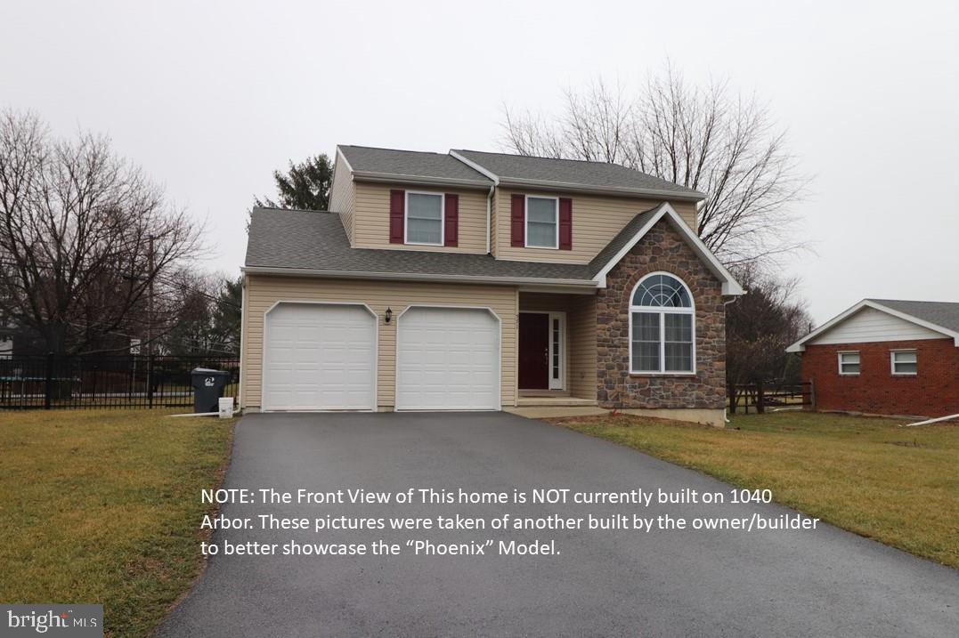 Single Family Homes για την Πώληση στο 1040 ARBOR Lane Slatington, Πενσιλβανια 18080 Ηνωμένες Πολιτείες