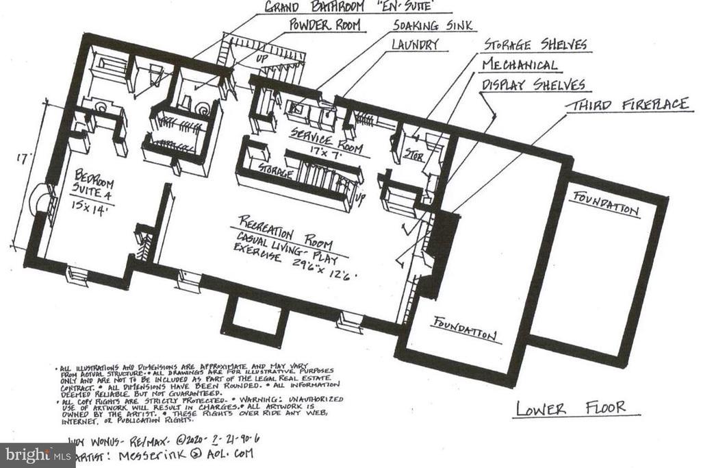 LLFloor Plan - 9020 SOUTHWICK ST, FAIRFAX