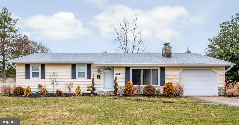 Single Family Homes vì Bán tại Linwood, New Jersey 08221 Hoa Kỳ