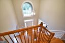 Soaring Foyer with lots of light - 1590 MONTMORENCY DR, VIENNA