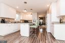 Upgraded Kitchen - 7170 WANDA DR, MOUNT AIRY