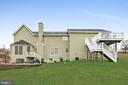 Rear of Home - 7170 WANDA DR, MOUNT AIRY