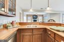 Alternate View of Wet Bar - 15730 OLD WATERFORD RD, PAEONIAN SPRINGS