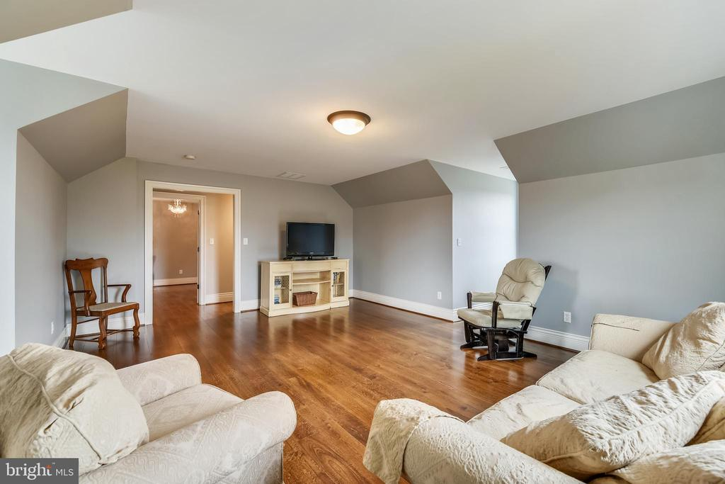 Alternate View of Upper Level Loft - 15730 OLD WATERFORD RD, PAEONIAN SPRINGS
