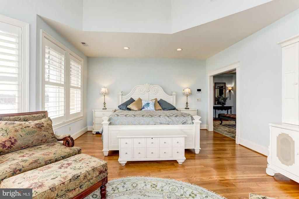 Master bedroom - 203 CAPE SAINT JOHN RD, ANNAPOLIS