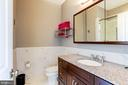 2nd Floor Guestroom #2 Full bathroom - 203 CAPE SAINT JOHN RD, ANNAPOLIS