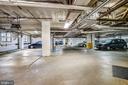 Underground garage - 1801 CLYDESDALE PL NW #224, WASHINGTON
