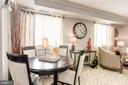 Living/Dining Combo - 3872 9TH ST SE #102, WASHINGTON
