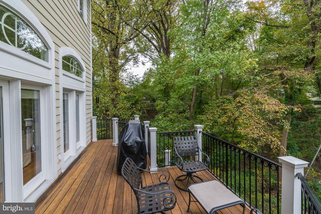 Deck off of Family Room - 3942 27TH RD N, ARLINGTON
