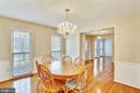 and lots of natural light - 4405 CLIFTON SPRING CT, OLNEY