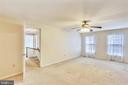 Master suite - 4405 CLIFTON SPRING CT, OLNEY