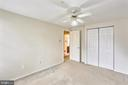3rd bedroom - 4405 CLIFTON SPRING CT, OLNEY
