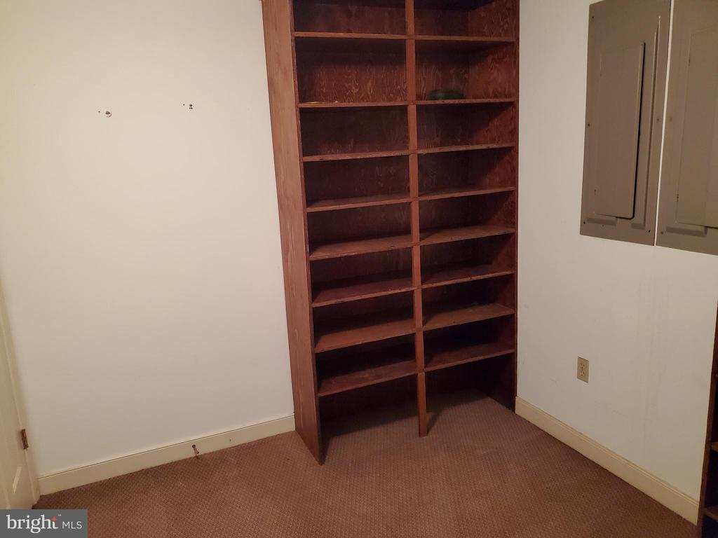 STORAGE PANTRY Showing Electric Panels - 11315 NORTH CLUB DR, FREDERICKSBURG