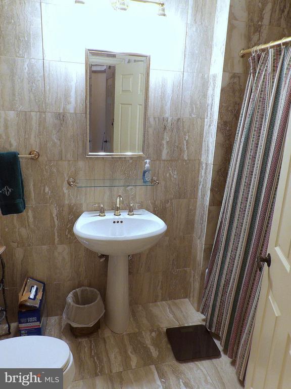 2nd Bathroom - 3801 CANTERBURY RD #514, BALTIMORE