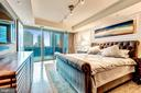 Master Suite with Terrace Access - 1881 N NASH ST #1211, ARLINGTON