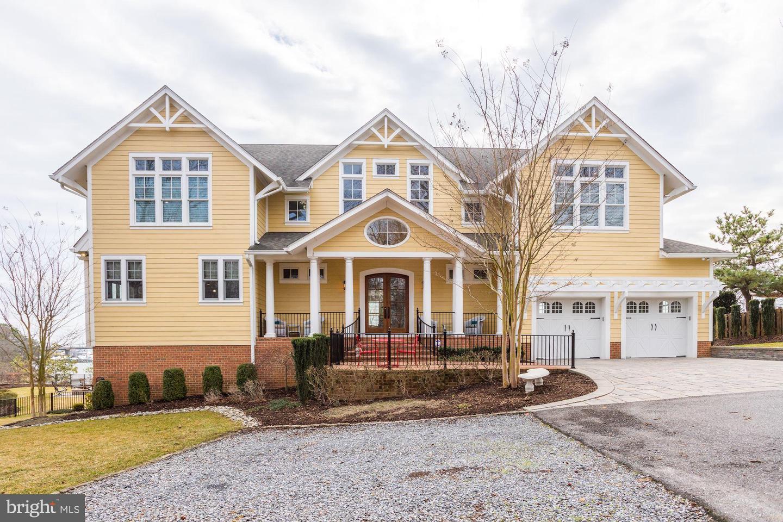 Single Family Homes por un Venta en Annapolis, Maryland 21401 Estados Unidos