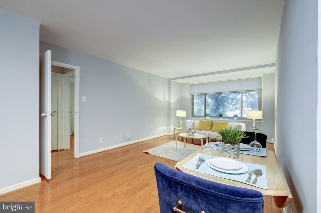 Apartment Overall - 2401 H ST NW #307, WASHINGTON