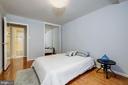 Bedroom - 2401 H ST NW #307, WASHINGTON
