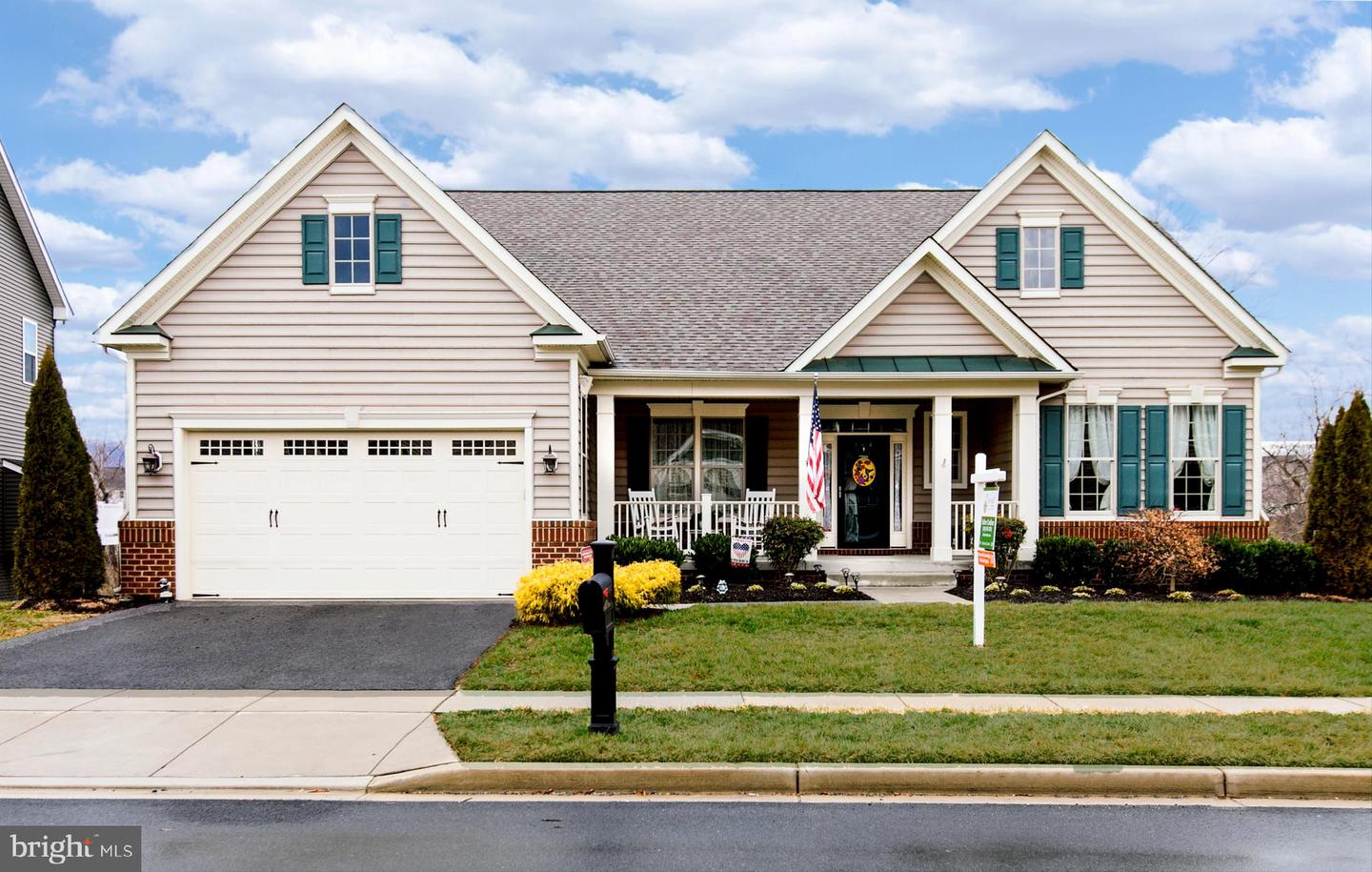 Single Family Homes per Vendita alle ore 1151 DARGON QUARRY Lane Brunswick, Maryland 21716 Stati Uniti