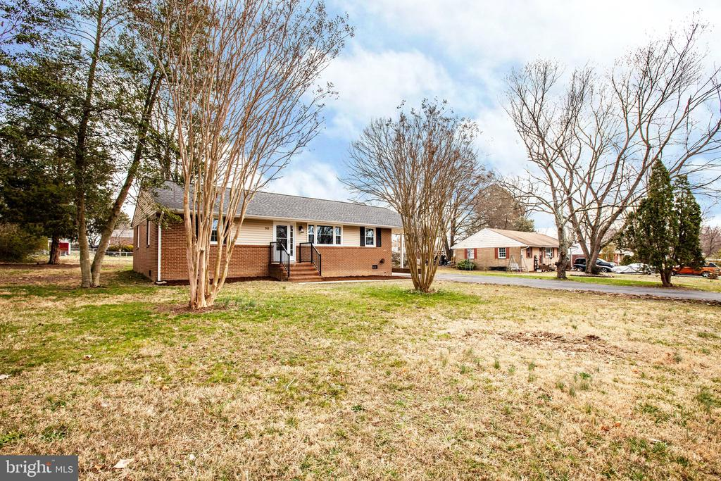 This flat lot is perfect - 806 PAYTON DR, FREDERICKSBURG