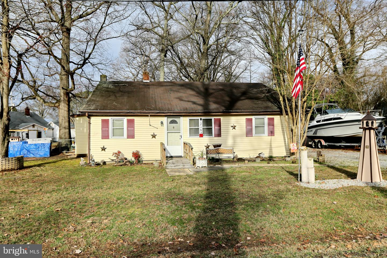 Single Family Homes 용 매매 에 Cobb Island, 메릴랜드 20625 미국