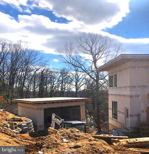 This view is going to be breathtaking! - 2631 S ARLINGTON RIDGE RD, ARLINGTON