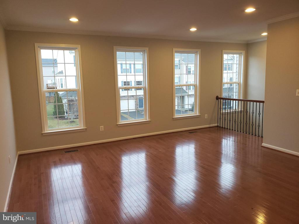 Large living room with lots of light - 41909 GALLBERRY TER, ALDIE