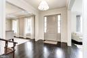 Foyer - 4205 GLENROSE ST, KENSINGTON