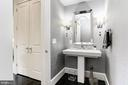 Powder Room - 4205 GLENROSE ST, KENSINGTON