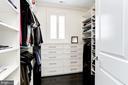 Master Closet Two - 4205 GLENROSE ST, KENSINGTON