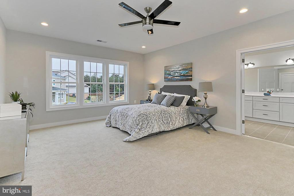 Master Bedroom - 7423 FOUNDATION WAY, SPRINGFIELD